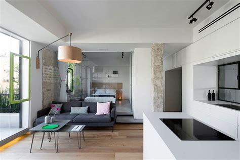 tiny apartment living custom space saving partitions transform tiny apartment