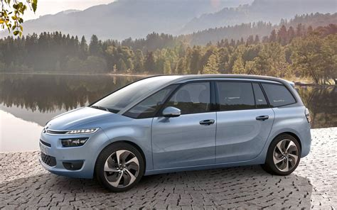 citroen grand c4 picasso 2014 widescreen car picture 01 of 18 diesel station