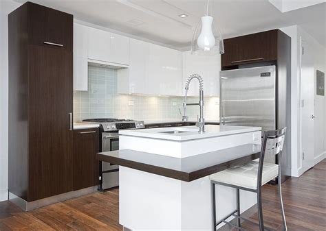 white and brown kitchen designs 36 stylish small modern kitchens ideas for cabinets