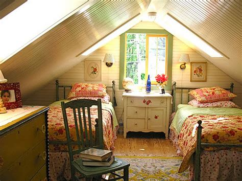 house attic cool attic spaces and ideas