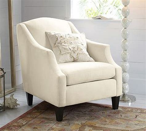 White Armchair by Convenience In Your House Courtesy Of The White Armchair