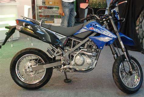 Gambar2 Motor by Kawasaki D Tracker 150 Cc Jual Motor Kawasaki D Tracker