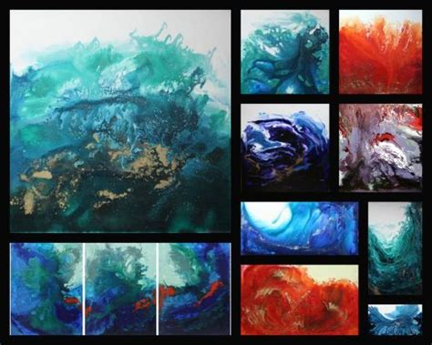 acrylic painting on canvas tips 25 trending abstract acrylic paintings ideas on