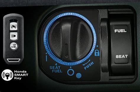 Pcx 2018 Kunci by Honda Pcx 150 Thailand Versi 2017 Pakai Honda Smart Key