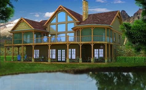 a frame lake house plans lake house plans specializing in lake home floor plans