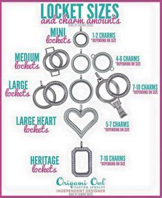 how many charms fit in origami owl lockets 1000 images about origami owl on living