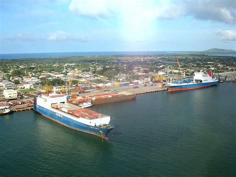 puerto cortes honduras government approves cargo terminal at puerto cortes