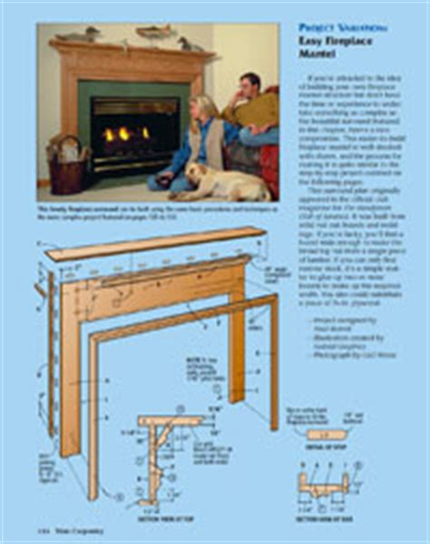 fireplace mantel woodworking plans fireplace mantel plans how to build a fireplace surround