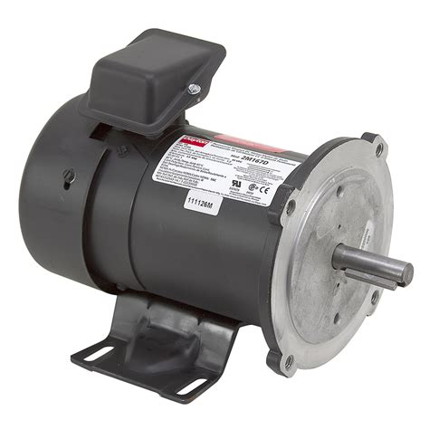 Dc Motor by 1 4 Hp 90 Volt Dc Motor Dc Motors Base Mount Dc Motors
