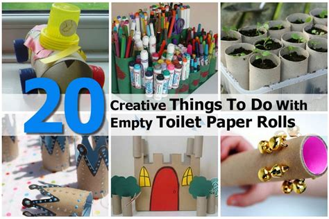 crafts to do with toilet paper rolls 20 creative things to do with empty toilet paper rolls
