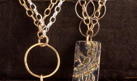 jewelry classes sf vine design and pmc design studio silver and gold 22k