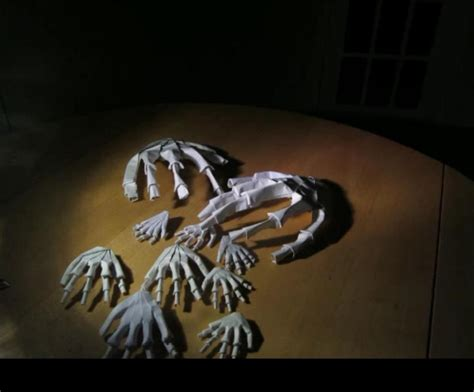 origami skeleton paper things to make at your desk or at home excellence