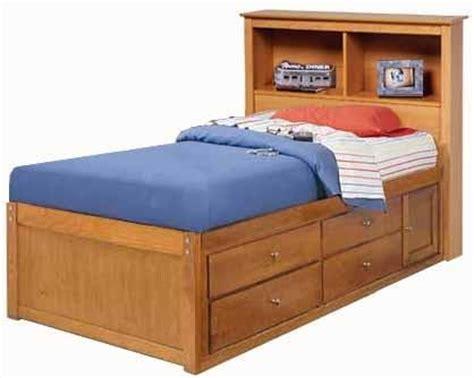 captains bed woodworking plans children s bookcase captain s bed project plans