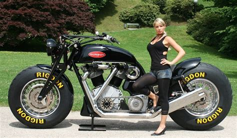 Gunbus the largest motorcycle in the world   BYFFER