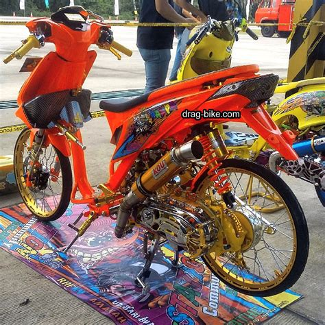 Gambar Motor Variasi by Variasi Motor Beat Karbu Modifikasi Yamah Nmax