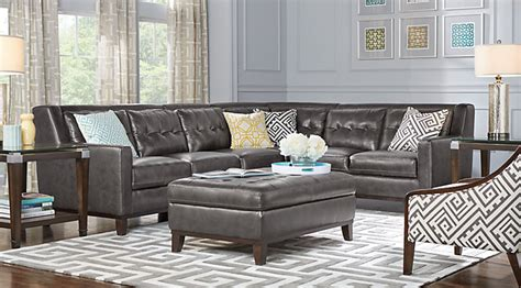 leather sectional living room furniture sectional sofa sets large small sectional couches