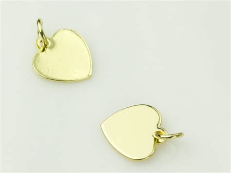 gold ring blanks for jewelry 14k gold plated sting blank jewelry tag blank disc