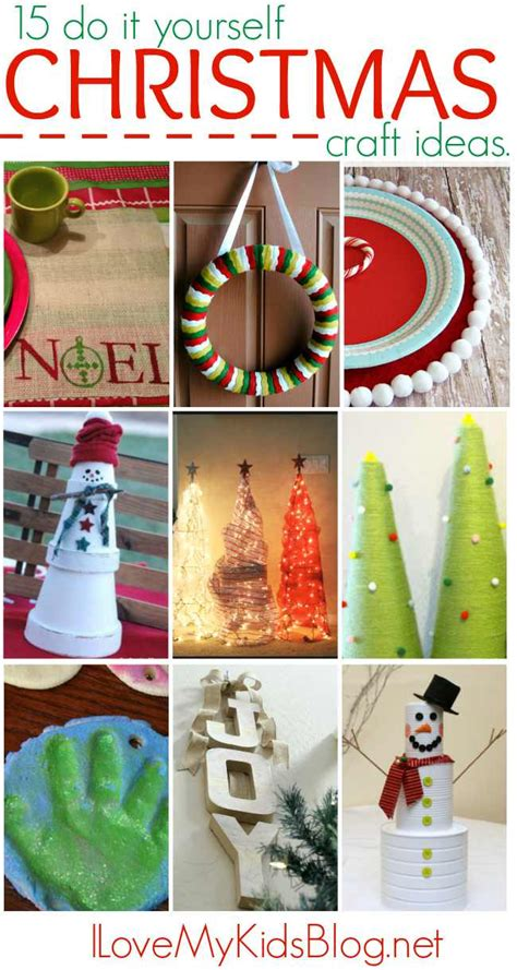 do it yourself crafts 15 do it yourself craft ideas i my