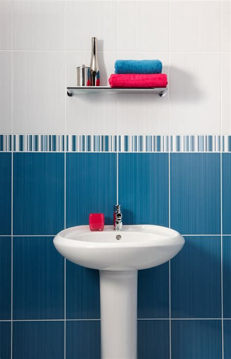 Bathroom Tiles Blue And White by Brighton Wall And Floor Tiles