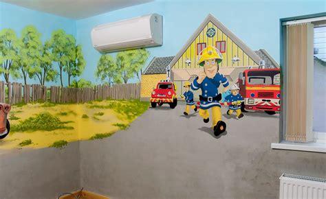 fireman sam bedroom furniture fireman sam wall mural wall murals ideas