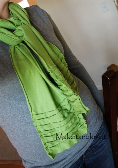 how do you knit a scarf do it yourself turn a t shirt into a scarf money saving