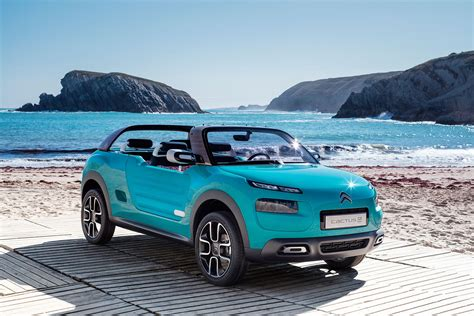 Citroen Cactus by Citroen Cactus M Concept Car Channels The M 233 Hari Buggy
