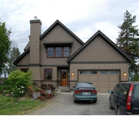 exterior house paint colors with black trim decoration brown exterior color ideas with
