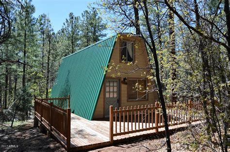 tiny homes for sale in az tiny a frame cabin on 44 acres for sale in arizona