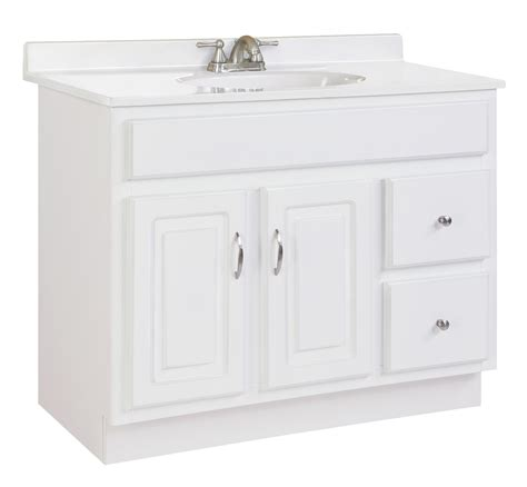 design house concord vanity design house 541052 concord white gloss vanity cabinet