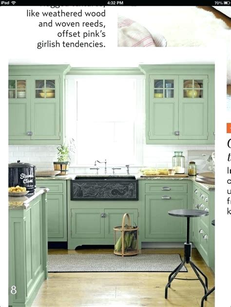 green kitchen cabinet ideas green kitchen cabinets with black appliances wow