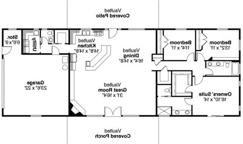 ranch plans with open floor plan 28 stunning open ranch house plans house plans 82505