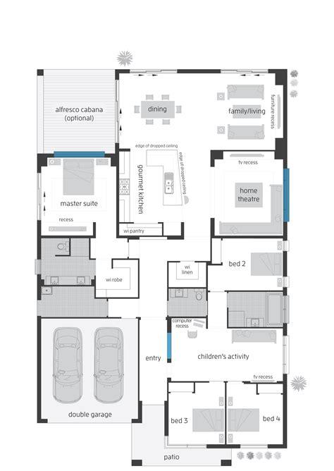 homes with floor plans monaco floorplans mcdonald jones homes