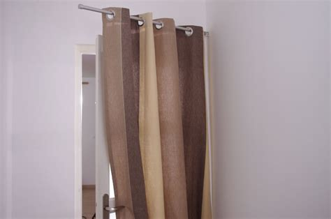 tringle rideaux articulee pour porte