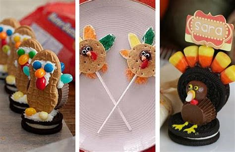 edible crafts for 24 edible thanksgiving crafts for