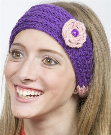 loom knit headband summer headband 171 knitting board