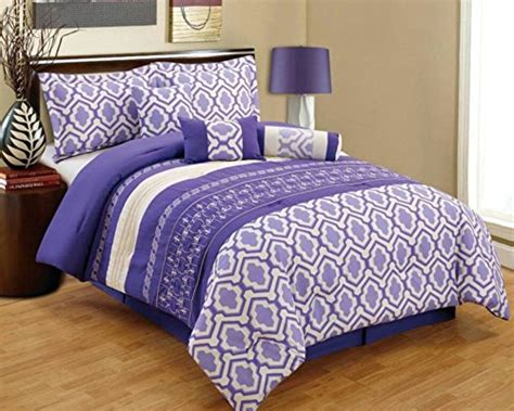 purple and white comforter sets purple and white and grey quilted comforter set purple