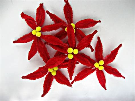 poinsettia craft project poinsettia craft ideas