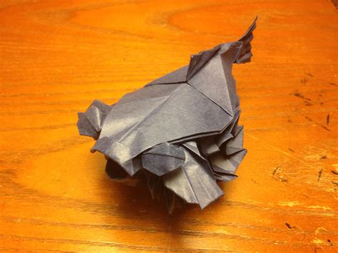 origami puffer fish dolphinitely some of the best origami sea creatures i ve seen