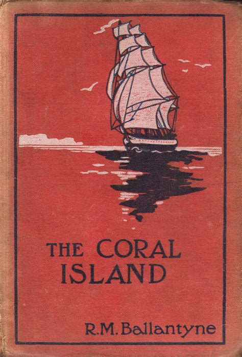 the island picture book the coral island books worth reading