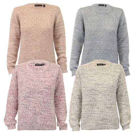knitted womens jumpers mohair jumper brave soul womens knitted sweater