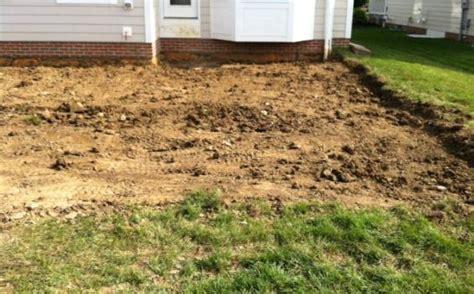 do it yourself paver patio paver patio excavation help doityourself community
