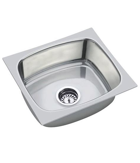 fitting kitchen sink waste buy kitchen sink 18 16 8 with sinkwaste coupling and waste