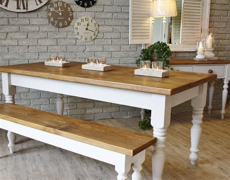 white wooden kitchen table and chairs farmhouse wooden kitchen tables as ageless rustic interior
