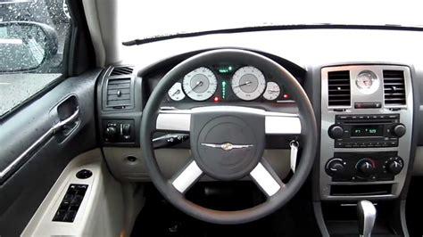 2005 Chrysler 300 Interior by 2005 Chrysler 300 Black Stock B2065 Interior