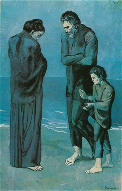 picasso paintings from the blue period 301 moved permanently