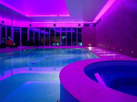 lessons in led lighting purple swimming pool light pictures photos and images