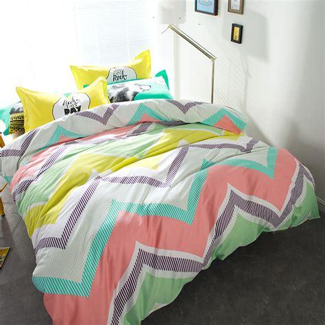 rainbow bedding popular rainbow comforter sets buy cheap rainbow comforter
