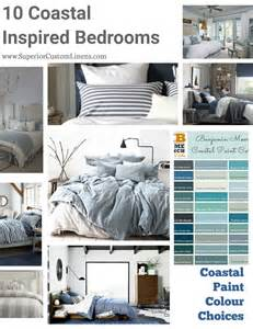 paint colors for a coastal bedroom 10 coastal inspired bedrooms with coastal paint colour