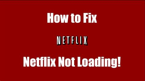 not loading how to fix netflix not loading xbox 360 tutorial