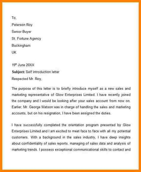 6 subcontractor introduction letter introduction letter